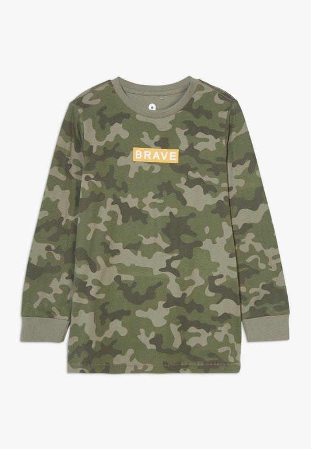 TOM - Långärmad tröja - green