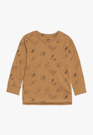TOM - Long sleeved top - burnt biscuit