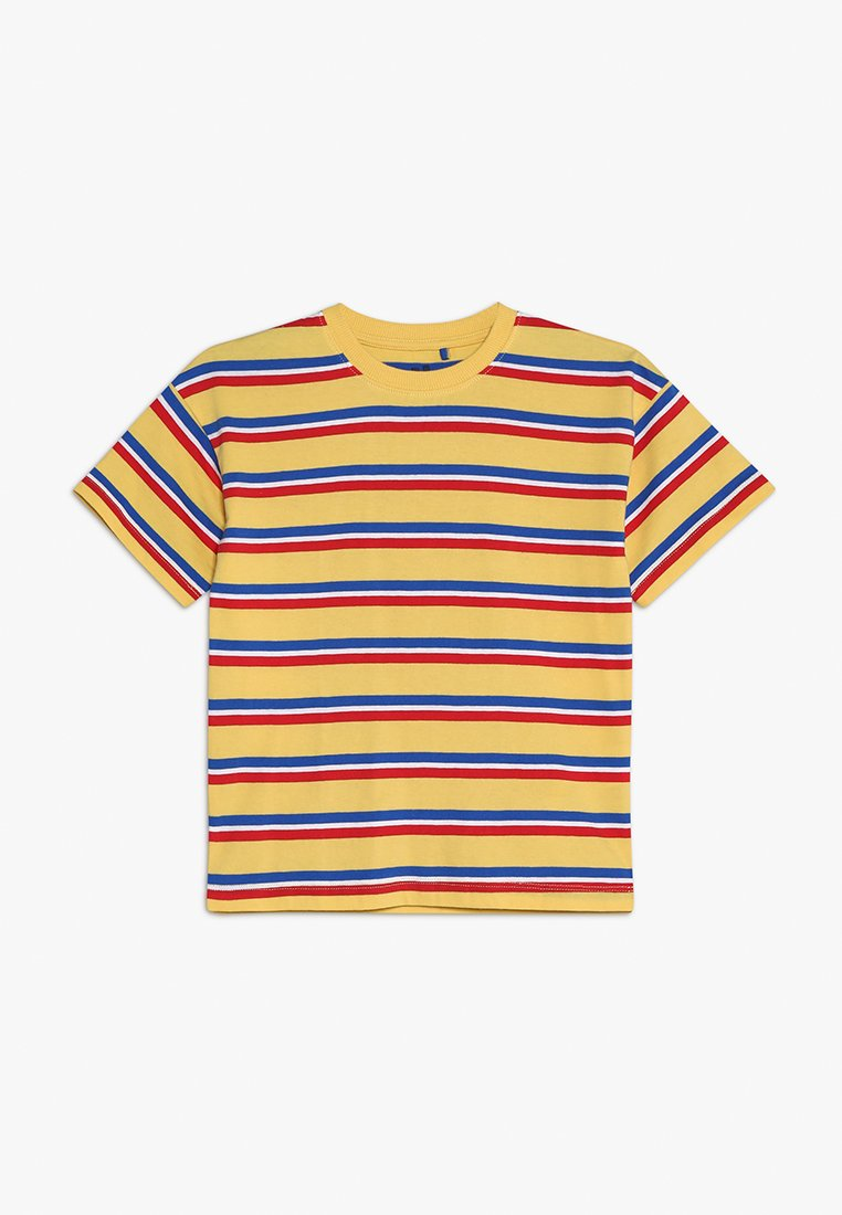 Cotton On - KIDS MAX LOOSE FIT TEE - Print T-shirt - dungaree