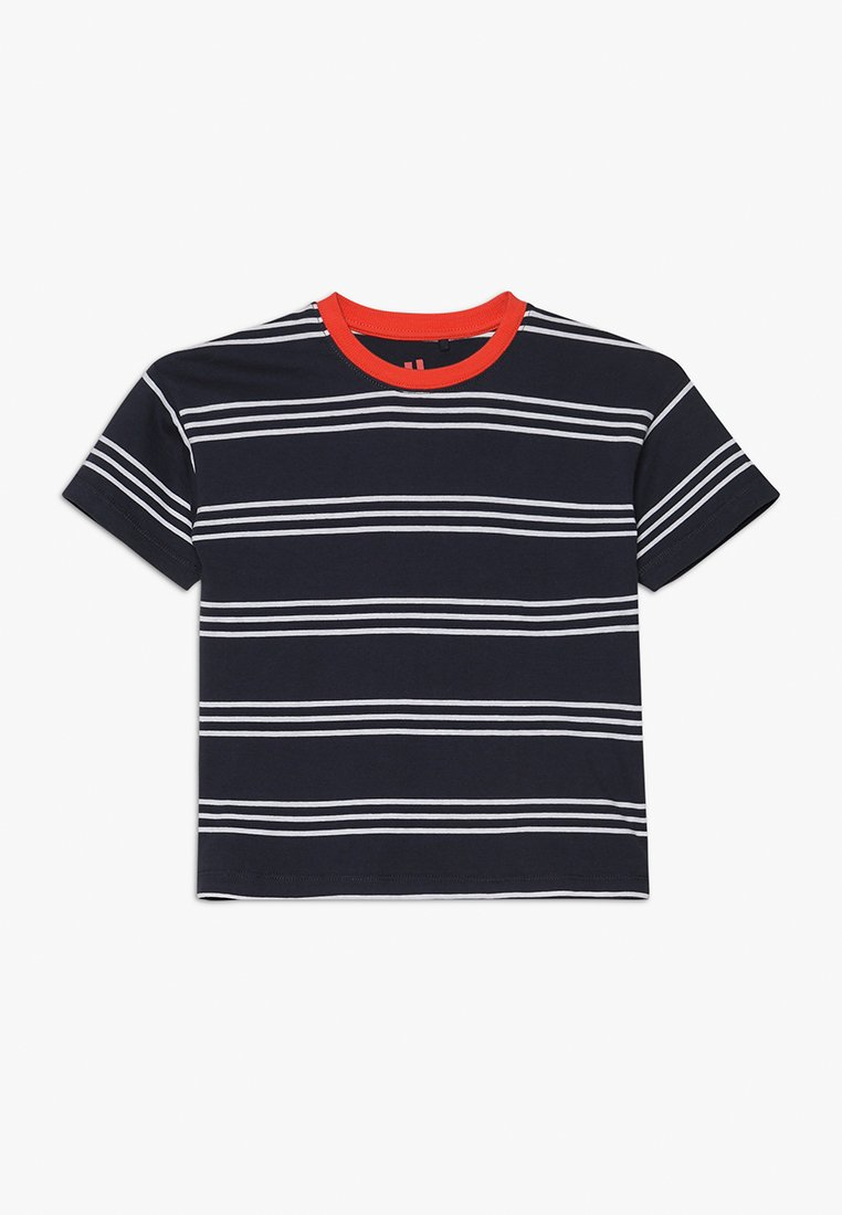 Cotton On - KIDS MAX LOOSE FIT TEE - T-Shirt print - navy