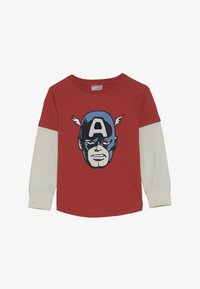 Cotton On - LICENSE TEE - Longsleeve - red - 3