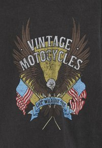 Cotton On - SKATER LONG SLEEVE - Top s dlouhým rukávem - vintage motorcycles - 3