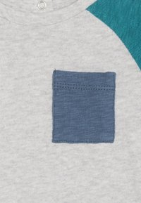 Cotton On - ROY RAGLAN LONG SLEEVE BABY - Long sleeved top - water raceway/deep sea green - 3