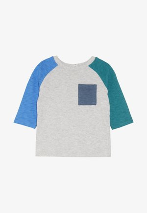 ROY RAGLAN LONG SLEEVE BABY - Långärmad tröja - water raceway/deep sea green