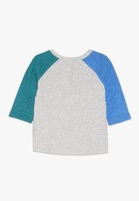 Cotton On - ROY RAGLAN LONG SLEEVE BABY - Long sleeved top - water raceway/deep sea green - 1