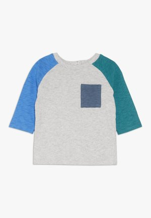 ROY RAGLAN LONG SLEEVE BABY - Long sleeved top - water raceway/deep sea green