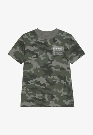 MAX SKATER SHORT SLEEVE TEE - T-shirt print - olive
