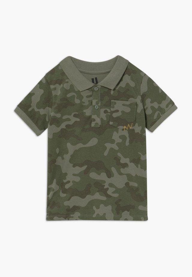 KENDRICKS  - Poloshirts - camo