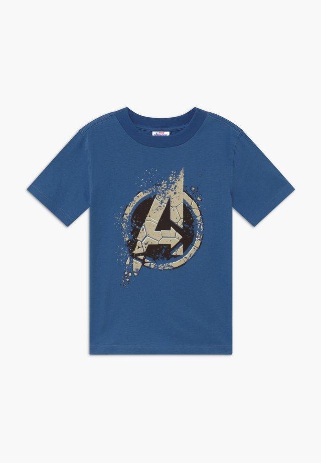 KIDS NASA CO-LAB SHORT SLEEVE TEE - T-Shirt print - vintage blue