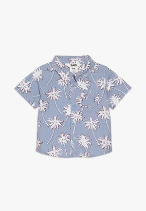 MACK SHORT SLEEVE BABY - Camisa - dusty blue
