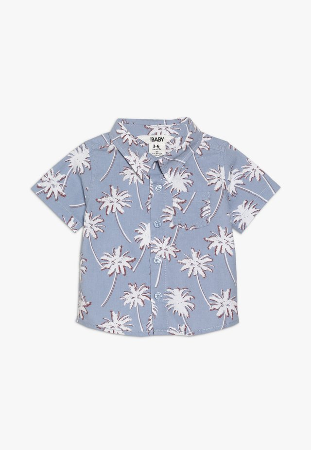 MACK SHORT SLEEVE BABY - Shirt - dusty blue
