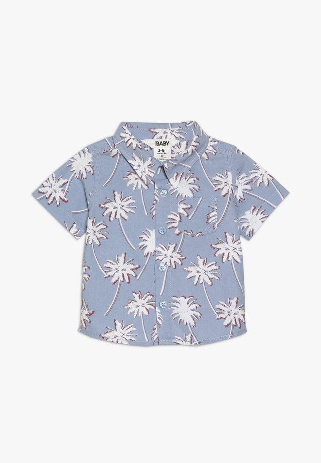 MACK SHORT SLEEVE BABY - Skjorter - dusty blue