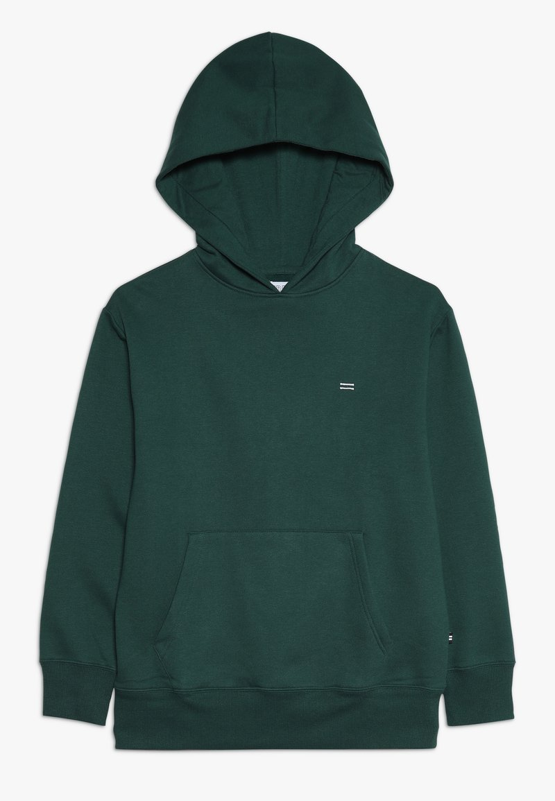 Cotton On - TEEN EQUALS CREW HOODIE - Kapuzenpullover - rich green