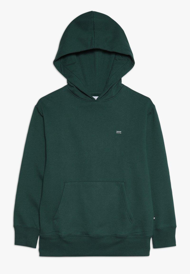 Cotton On - TEEN EQUALS CREW HOODIE - Hoodie - rich green