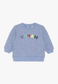 Cotton On - BILLIE SWEATER BABY - Sweatshirt - scuba blue - 0