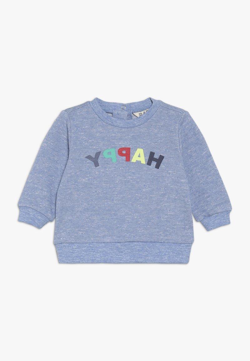 Cotton On - BILLIE SWEATER BABY - Sweatshirt - scuba blue