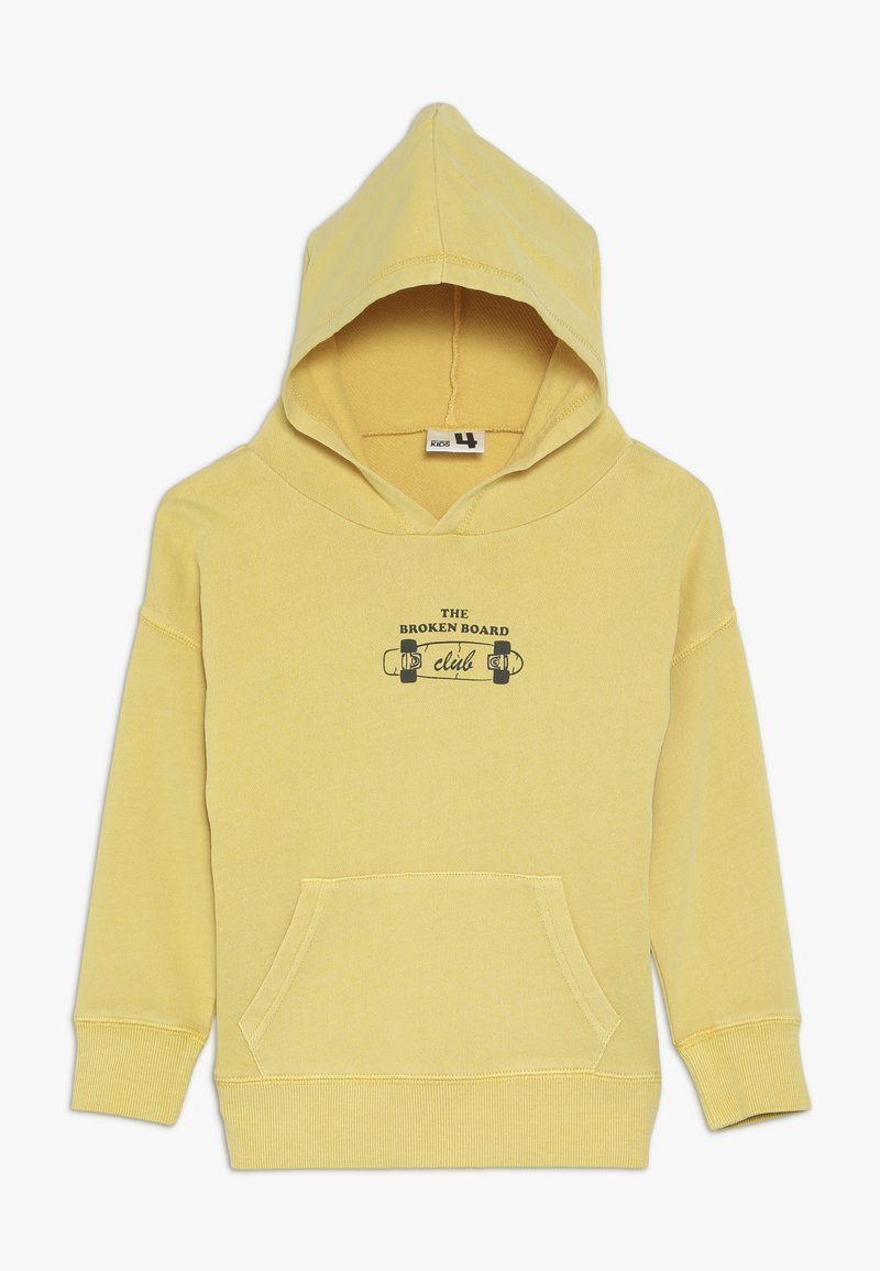 Cotton On - LIAM HOODIE - Sweat à capuche - corn syrup