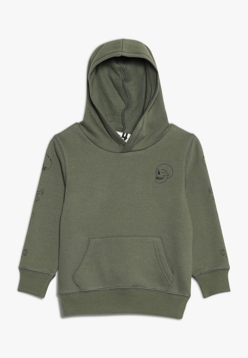 Cotton On - LIAM HOODIE - Mikina skapucí - clive green/skate