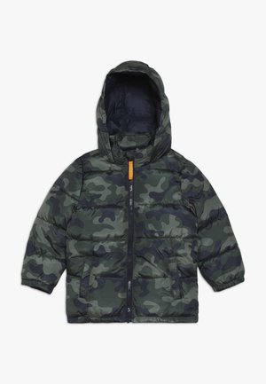 FRANKIE PUFFER JACKET - Winter jacket - dark green