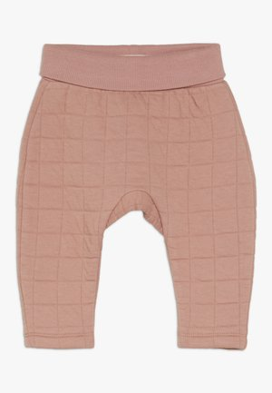 RORY TRACKPANT BABY - Trousers - cameo brown