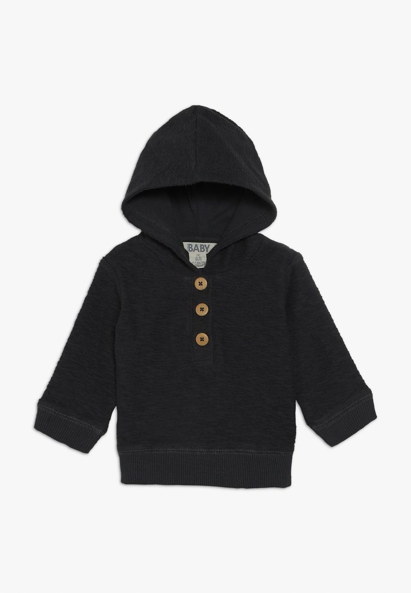 Cotton On - BLAIR HOODED BABY - Hoodie - graphite grey