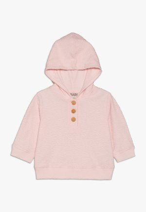 BLAIR HOODED BABY - Hoodie - crystal