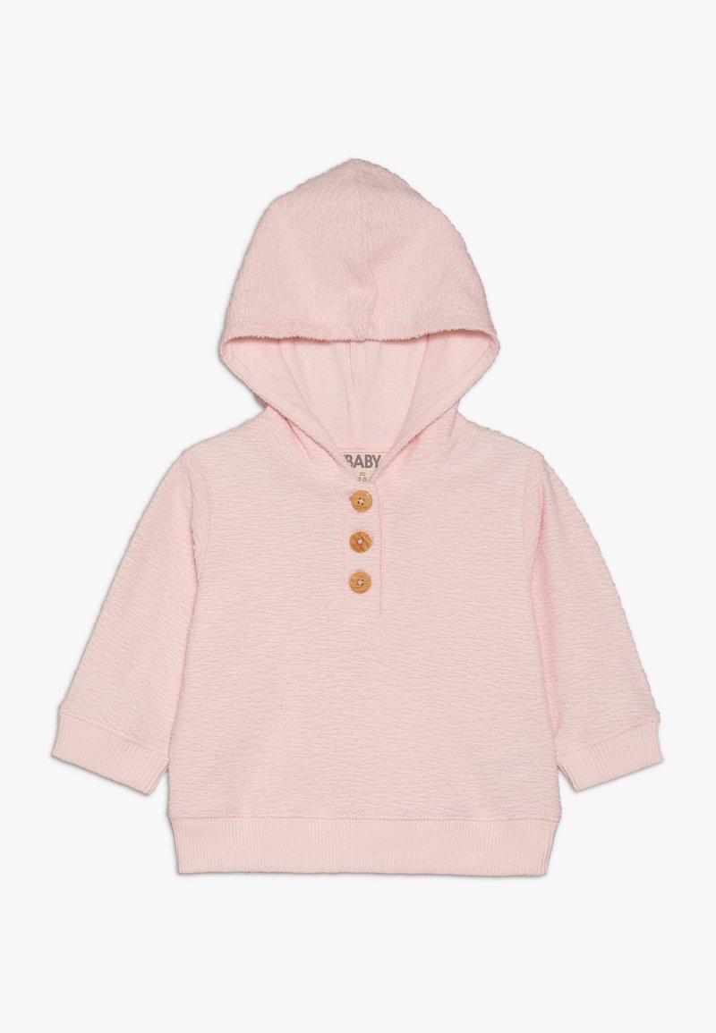 Cotton On - BLAIR HOODED BABY - Mikina skapucí - crystal