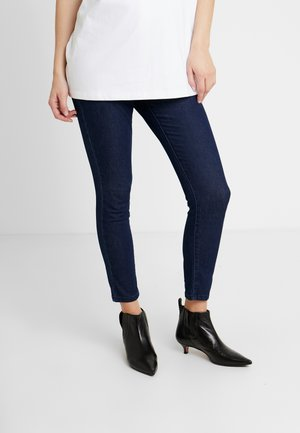 MID RISE MATERNITY - Jeggings - dark rinse