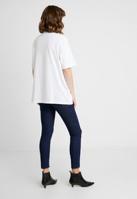 Cotton On - MID RISE MATERNITY - Jeggings - dark rinse - 2