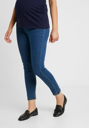 MID-RISE JEGGING - Slim fit jeans - retro mid blue