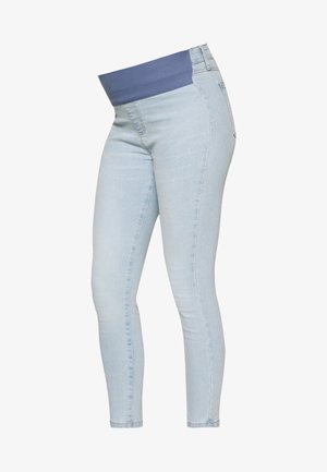MATERNITY GRAZER - Vaqueros tapered - brooklyn blue