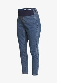 Cotton On - MATERNITY GRAZER - Jeans Tapered Fit - berkley blue - 4