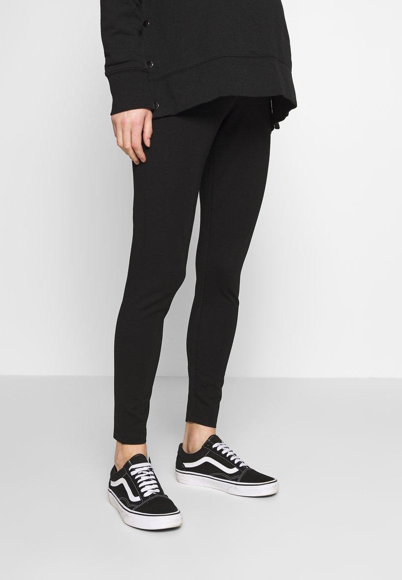 Cotton On - MATERNITY PONTE PANT - Legging - black