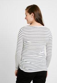 Cotton On - MATERNITY - Långärmad tröja - white/moonlight - 2