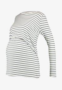 Cotton On - MATERNITY - Långärmad tröja - white/moonlight - 4