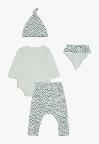 Cotton On - GIFT BABY MOMOUTH SET - Šátek - mint