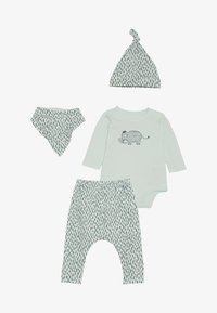 Cotton On - GIFT BABY MOMOUTH SET - Šátek - mint - 5