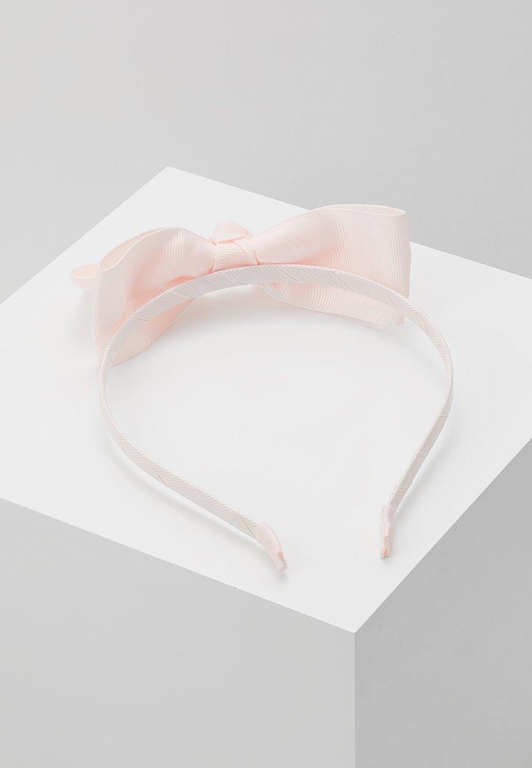 Cotton On - BIG BOW HEADBAND - Příslušenství kvlasovému stylingu - pearl pink