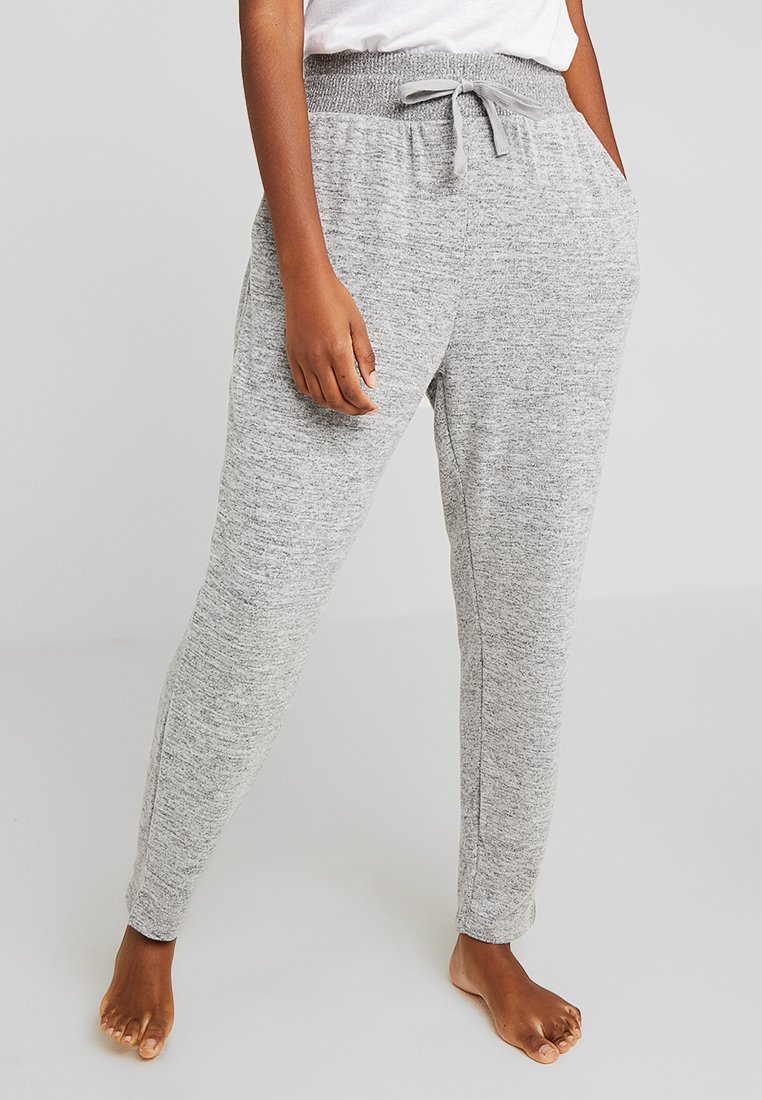Cotton On Body - SUPERSOFT LOUNGE PANT - Nattøj bukser - grey marle