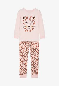 Cotton On - RUBY LONG SLEEVE GIRLS - Pyjama set - pink - 4