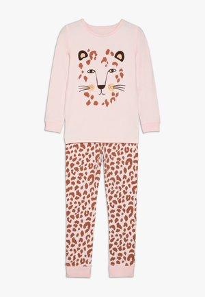 RUBY LONG SLEEVE GIRLS - Pyžamová sada - pink