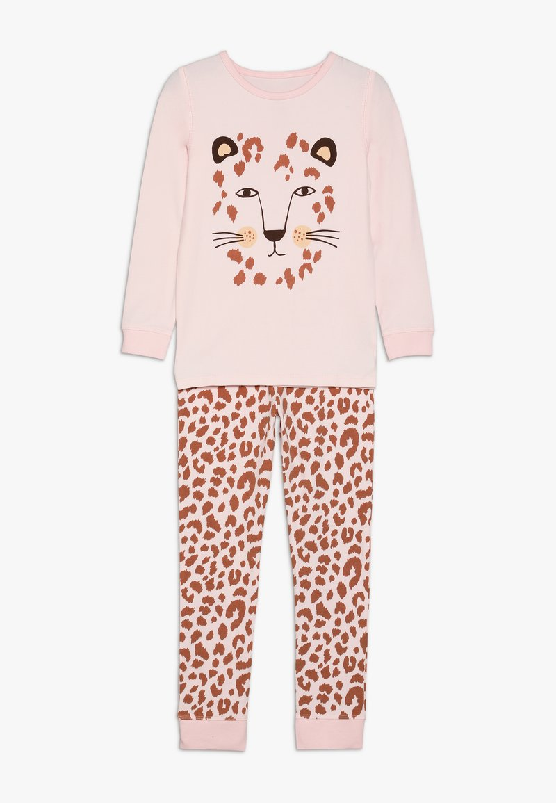 Cotton On - RUBY LONG SLEEVE GIRLS - Pyjama set - pink