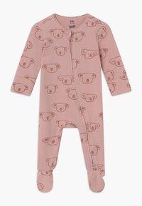 Cotton On - THE LONG SLEEVE ZIP - Pyžamo - pink - 0