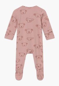 Cotton On - THE LONG SLEEVE ZIP - Pyžamo - pink - 1