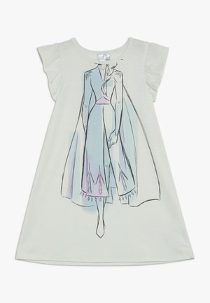 KATIE FLUTTER NIGHTIE FROZEN ELSA - Nightie - light blue