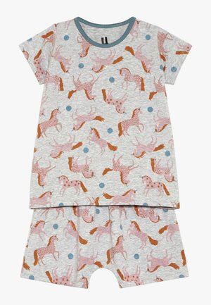 DISNEY FROZEN HARPA SS PJ SET - Pyjama set - pink