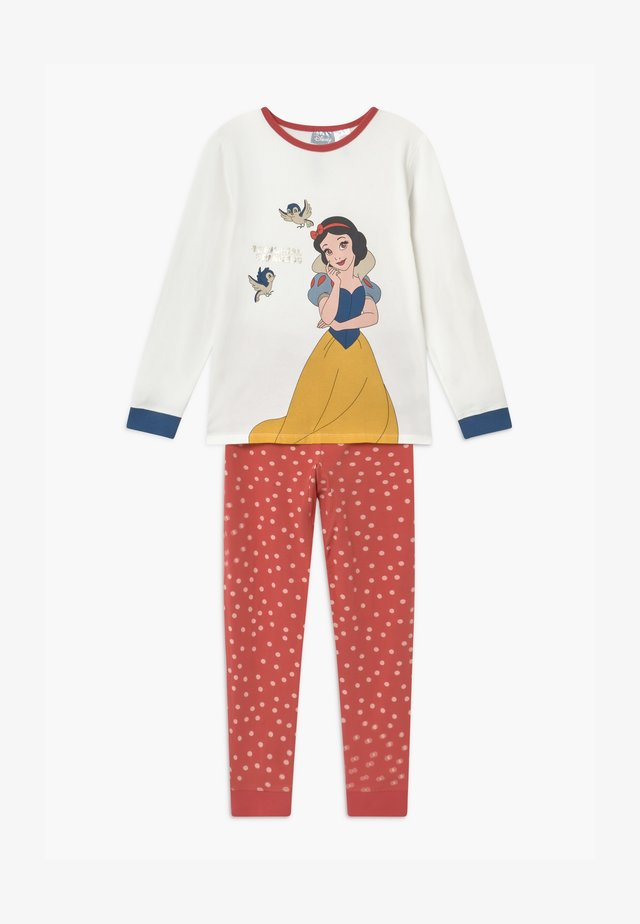 DISNEY SNOW WHITE FLORENCE LONG SLEEVE - Piżama - white