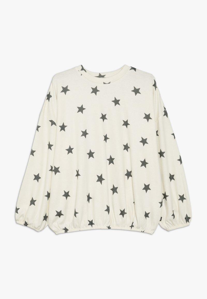 Cotton On - SUPER BELL SLEEVE CREW - Sweatshirt - dark vanilla/shadow