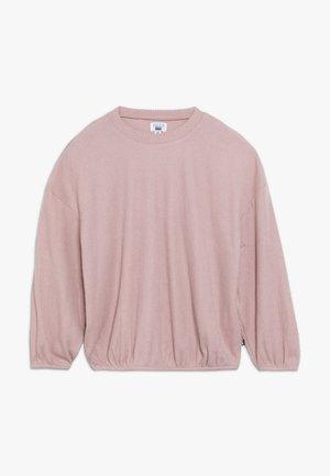 SUPER BELL SLEEVE CREW - Sweatshirt - dusty rose