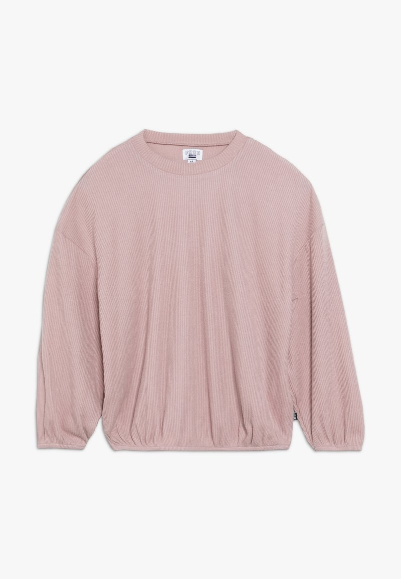 Cotton On - SUPER BELL SLEEVE CREW - Sweatshirt - dusty rose